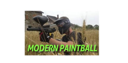 MODERN PAINTBALL